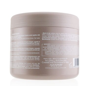 Lisse Design Keratin Therapy Rehydrating Mask (salonska velicina)  500ml/17.63oz