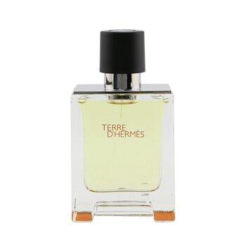 Terre D'Hermes Eau De Toilette Spray (Unboxed)  50ml/1.7oz