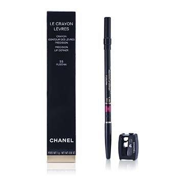 Chanel Le Crayon Levres - No. 55 Fuschia  1g/0.03oz