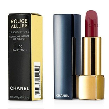 Colour Palpitante 0 102 Chanel - Luminous 12oz 3 Lip Rouge Intense 5g Allure