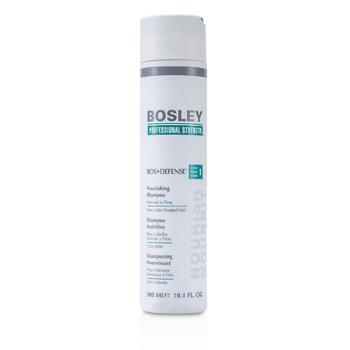 Bosley Professional Strength Bos Apărare Şampon Hrănitor (Pentru Păr Normal şi Fin Nevopsit)  300ml/10.1oz