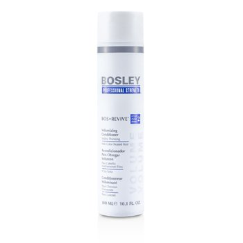 Bosley Professional Strength Bos Revive Volumizing Conditioner (For Visibly Thinning Non Color-Treated Hair)  300ml/10.1oz