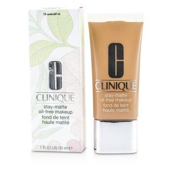 Clinique Maquillaje Mate Sin Aceite - # 14 Vanilla (MF-G)  30ml/1oz
