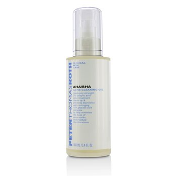 Peter Thomas Roth AHA/BHA Gel Blanqueador Anti acné  100ml/3.4oz