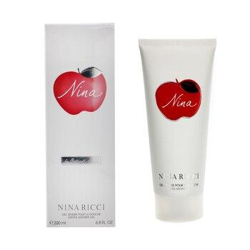Nina Gentle Shower Gel  200ml/6.8oz