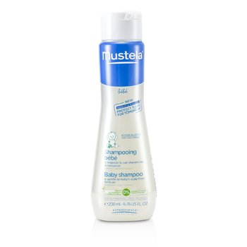 Mustela Baby Shampoo  200ml/6.76oz