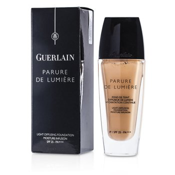 Guerlain Parure De Lumiere Light Diffusing Flytende Foundation SPF 25 - # 02 Beige Clair  30ml/1oz