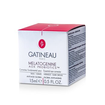 Melatogenine AOX Probiotics Essential Eye Corrector  15ml/0.5oz