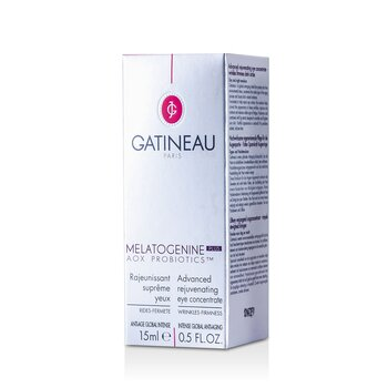 Melatogenine AOX Probiotics Advanced Rejuvenating Eye Concentrate  15ml/0.5oz