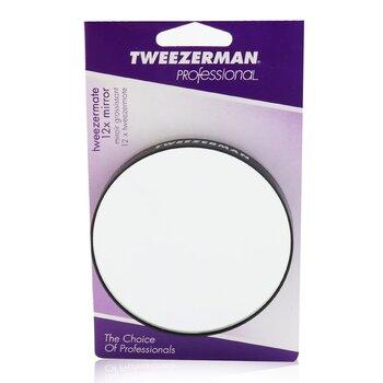Tweezerman Professional TweezerMate 12X Espejo Aumento