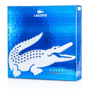 Lacoste Lacoste Essential Sport Casetă: Apă de Toaletă Spray 125ml/4.2oz + Deodorant Solid 75ml/2.4oz  2pcs