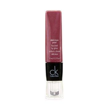 Calvin Klein Delicious Pout Luciu de Buze Aromat (Ambalaj Nou) - # 424 Sclipici (Fără Cutie)  9ml/0.3oz