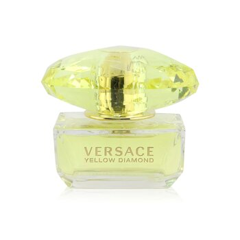 Versace Yellow Diamond Eau De Toilette Spray  50ml/1.7oz