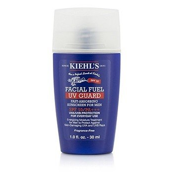 Facial Fuel UV Protecţie SPF 50 / PA+++  30ml/1oz