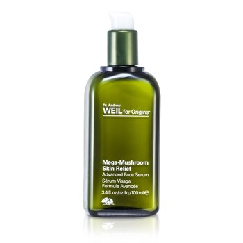 Dr. Andrew Mega-Mushroom Skin Relief Advanced Face Serum  100ml/3.4oz