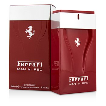 Ferrari Ferrari Man In Red Eau De Toilette Spray  100ml/3.3oz
