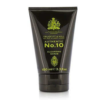 Truefitt & Hill Authentic No.10 Exfoliante Limpiador  100ml/3.3oz