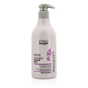 L'Oreal Professionnel Expert Serie - Vitamino Color A.OX Color Radiance Protection+ Perfecting Shampoo  500ml/16.9oz
