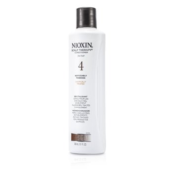 System 4 Scalp Therapy Conditioner For Fine Hair, Chemically Treated, Noticeably Thinning Hair  300ml/10.1oz