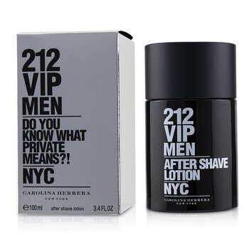 212 VIP After Shave Lotion  100ml/3.4oz