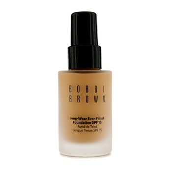 Bobbi Brown Long Wear Even Finish Foundation SPF 15 - # 5.5 Warm Honey  30ml/1oz