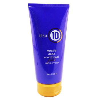 Miracle Deep Conditioner Plus Keratin  148ml/5oz