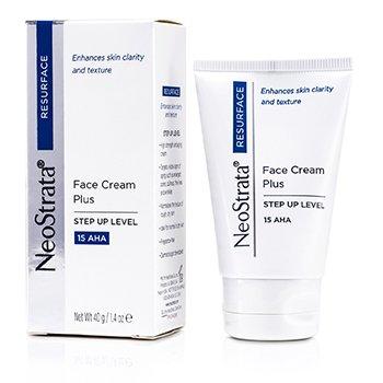 Resurface Face Cream Plus Step Up Level 15 AHA  40g/1.4oz