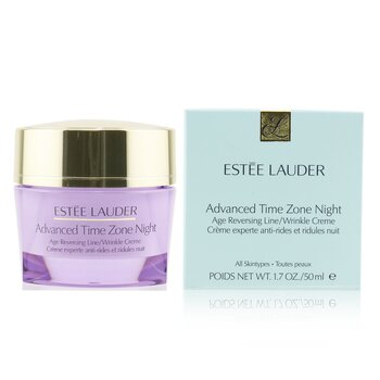 Estee Lauder Advanced Time Zone Night Age Crema Antiarrugas/L�neas Noche (Todo tipo de piel) Y6NN  50ml/1.7oz
