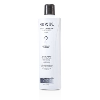 System 2 Scalp Therapy Conditioner For Fine Hair, Noticeably Thinning Hair  500ml/16.9oz