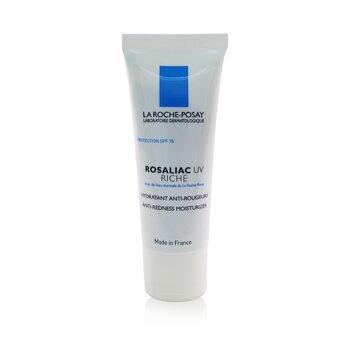 La Roche Posay Rosaliac UV Rich Hidratante Fortalecedor Anti rojeces  40ml/1.3oz