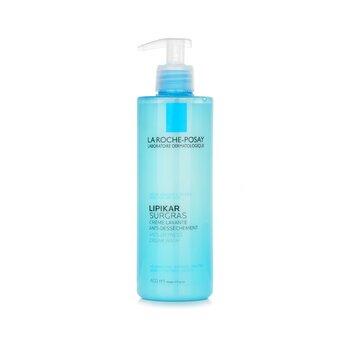 Lipikar Surgras Concentrated Shower-Cream  400ml/13.5oz