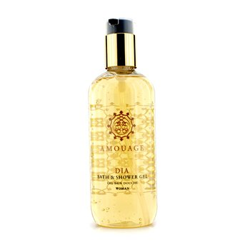 Amouage Dia Bath & Shower Gel  300ml/10oz