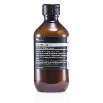 Nurturing Shampoo (Cleanse and Tame Belligerent Hair)  200ml/6.8oz