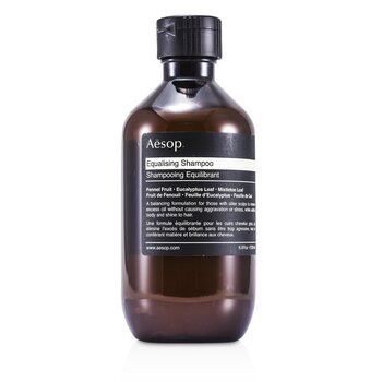 Equalising Shampoo (To Balance The Scalp)  200ml/6.8oz