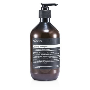 Nurturing Shampoo (Cleanse and Tame Belligerent Hair)  500ml/16.9oz