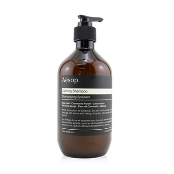 Calming Shampoo (For Dry, Itchy, Flaky Scalps) 500ml/16.9oz