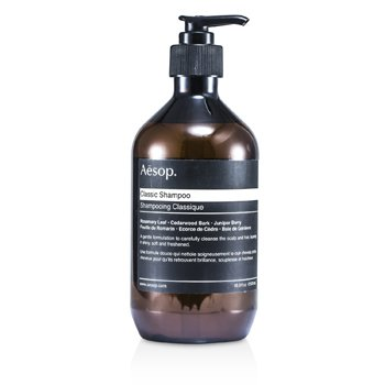 Classic Shampoo (For All Hair Types)  500ml/16.9oz