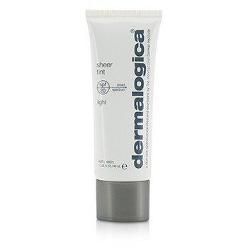 Sheer Tint Moisture SPF20 (Light)  40ml/1.3oz