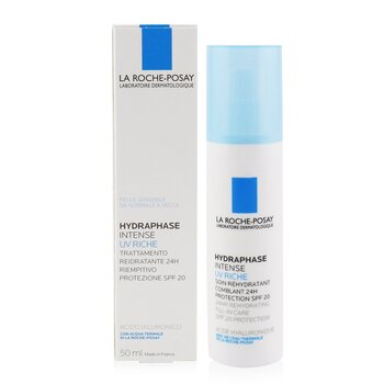 Hydraphase UV Intense Riche Long Lasting Intense Rehydration SPF 20  50ml/1.7oz