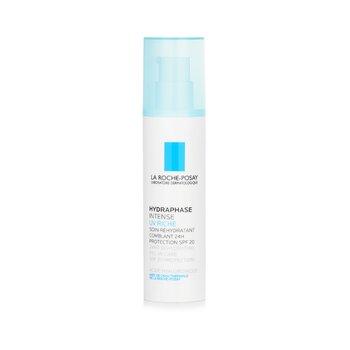 La Roche Posay Intensywnie nawilżający krem do twarzy na dzień Hydraphase UV Intense Riche Long Lasting Intense Rehydration SPF 20  50ml/1.7oz