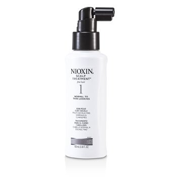 System 1 Scalp Treatment For Fine Hair, Normal to Thin-Looking Hair  100ml/3.38oz