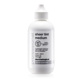 Sheer Tint Moisture SPF 20 - Medium (Salon Size)  118ml/4oz