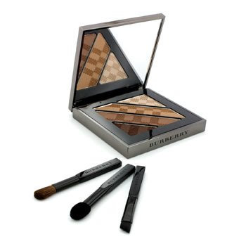Burberry Complete Eye Palette (4 Enhancing Colours) - # No. 02 Mocha  5.4g/0.19oz