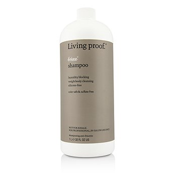 No Frizz Shampoo (Salon Product) 1000ml/32oz