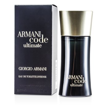 Armani Code Ultimate Apă de Toaletă Spray Intens  50ml/1.7oz