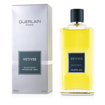 Vetiver Eau De Toilette Spray  200ml/6.8oz