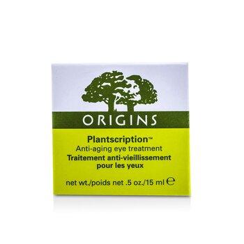 Plantscription Tratamiento Antienvejecimiento Ojos  15ml/0.5oz