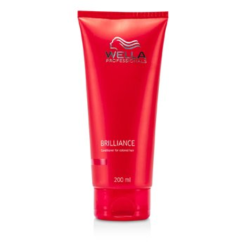 Wella Brilliance Acondicionador (Cabellos Teñidos)  200ml/6.7oz