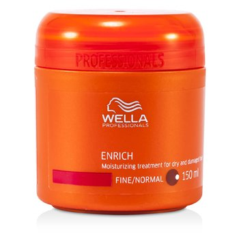 Enrich Moisturizing Treatment for Dry & Damaged Hair (Fine/Normal) 150ml/5oz