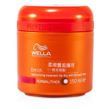 Enrich Moisturizing Treatment for Dry & Damaged Hair (Normal/Thick) 150ml/5oz